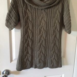 Banana Republic Sweaters - Heavy and warm gray banana republic sweater